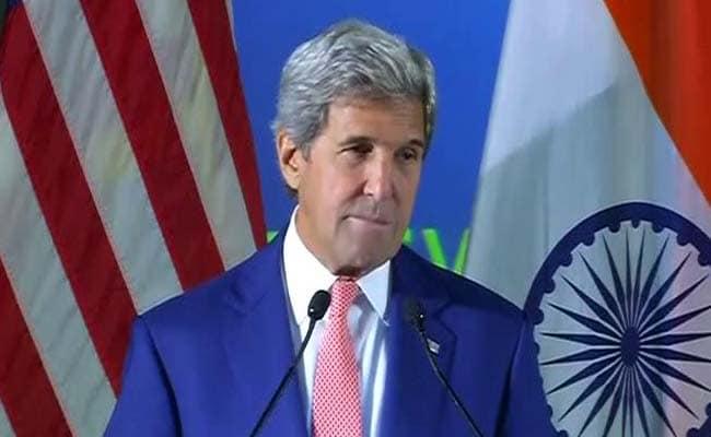 India's Bureaucrats 'Expert In Setting Up Roadblocks,' Says John Kerry