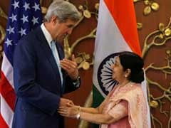 'You Have Lived Up To Your Reputation': John Kerry To Sushma Swaraj