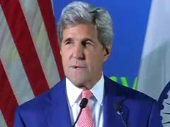 Just Like Upon Arrival, John Kerry's Delhi Plans Defeated By Rain