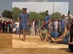 About To Win Kabaddi Match, Dalit Team Thrashed In Millennium City Gurgaon