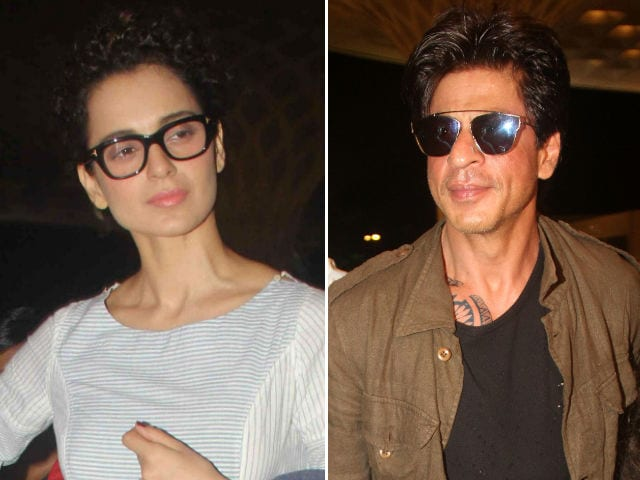 Kangana in Film With Shah Rukh? Too Soon to Talk, She Says