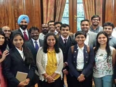 Indian Students Attend 'Karta Initiative' For World Class Education In UK