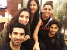 Dream Team Update: Katrina Kaif Shares What the Team is Upto