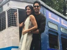 Katrina Kaif's Kala Chashma Swag, From Train Station to Kolkata Tram