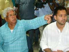 Dad Lalu Steps In For Flood Response With Tejashwi Yadav Away in Europe