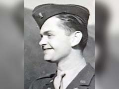 World War II Pilot's Remains To Return 72 Years After Crash