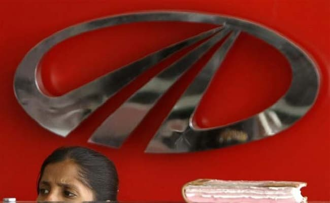 Mahindra had sold 35,634 units in the same month last year.