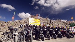 Mahindra Finishes Its First Ever Mojo Mountain Trail Ride Successfully
