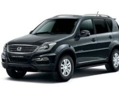 M&M Recalls SUV Rexton To Rectify Faulty Rear Driveshaft