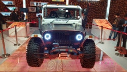 The Mahindra Thar Daybreak Can Now Be Yours; Will Cost Rs. 9.6 lakh
