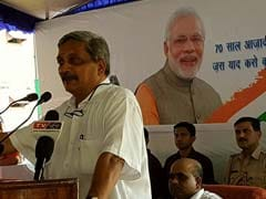 Independence Day: Manohar Parrikar Pays Tribute To Freedom Fighters In Andaman
