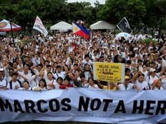 Philippine Rights Victims Want Supreme Court To Block Ferdinand Marcos Burial