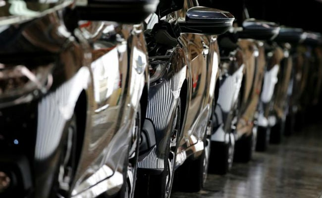 Maruti Sales Rise 12.2% In August