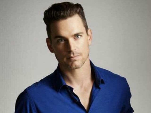 Matt Bomer To Play Transgender Sex Worker In Upcoming Film,