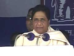 Over 1,000 Dalits Were Killed During Mayawati's Rule In UP, Claims BJP