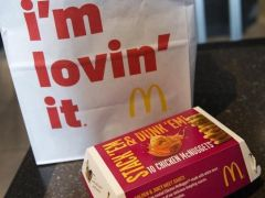 Email Campaign Asks McDonald's to Take U.S. Antibiotic Curbs Global