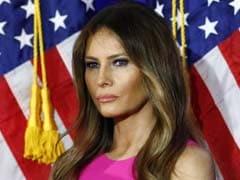 Melania Trump Sues News Outlets That Said She Was An 'Escort'