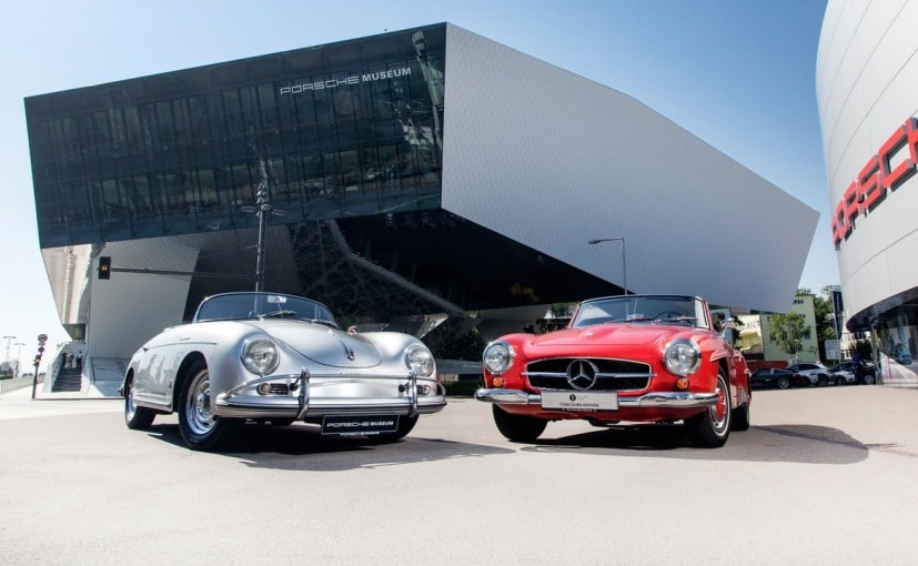 Mercedes benz and porsche join hands to sell more tickets for Mercedes benz tickets
