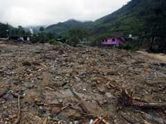 Mexico Hunts For Missing After Landslides Kill 41