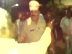 Caught On Camera: Maharashtra BJP Legislator Slaps Cop Inside Police Station
