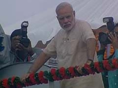 PM Modi's First Rally In Gujarat Since Taking Office: Highlights