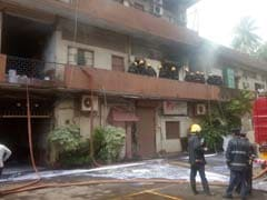 Fire At Industrial Estate In Mumbai Suburb Under Control, No Injuries Reported