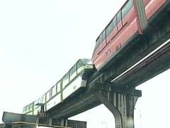 Mumbai Monorail Breaks Down Near Wadala, Services Affected For 5 Hours