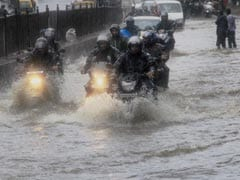 Rains Lash Mumbai For 6th Day In Row; Heavy Downpour Likely