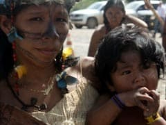 After Dam Victory, Amazon Tribal Chief Seeks Global Help To Protect Land