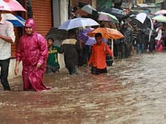 As Rain Gauge Shows 204 mm, Godavari Threatens To Wash Away Nashik