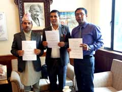 India Pledges Financial Assistance For Upgrading School In Nepal