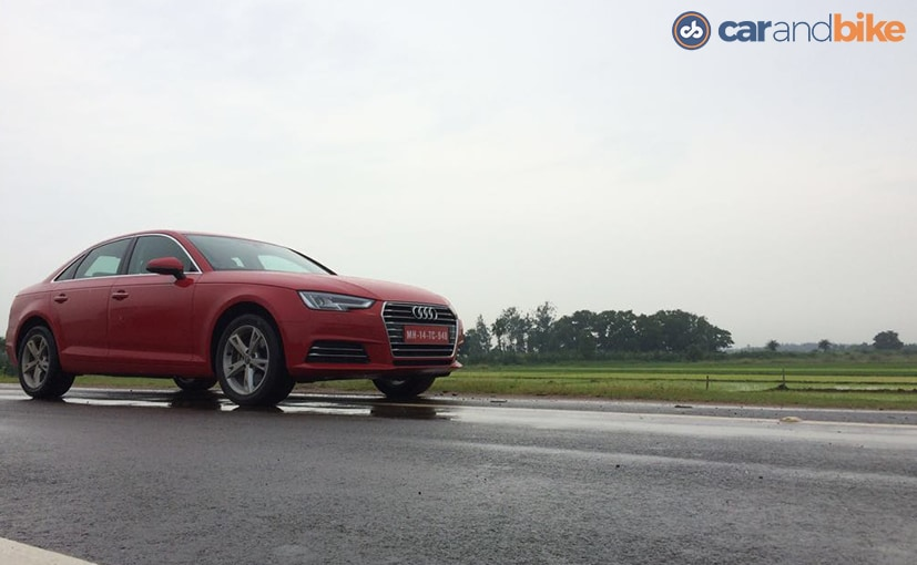 New Audi A4 come with Matrix LED headlamps