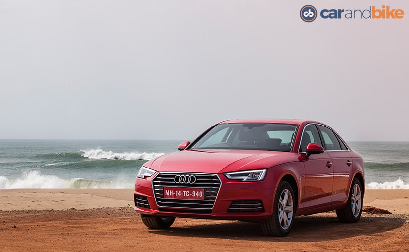 New Audi A4 Gets 8 Airbags