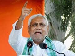 Turn Lights Off, Drink Juice To Get The Feel Of Alcohol: Nitish Kumar