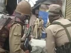 5 Terrorists At Srinagar's Nowhatta Dead. Encounter Claims Officer's Life, 9 Injured