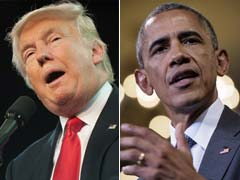 Donald Trump Proves Himself Unfit For Presidency Every Day: Barack Obama