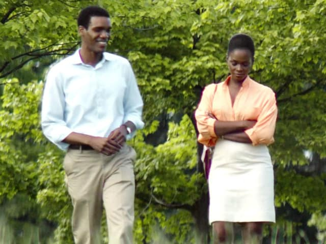 Barack and Michelle Obama's First Date, Coming to a Theatre Near You
