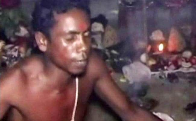 A Tantrik Not Doctor Attends To Ill Students In Odisha Girls' Hostel