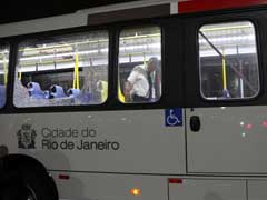 Rio Olympics Bus Carrying Journalists Attacked, No Serious Injuries
