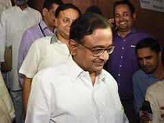 To Blame Congress For Corruption Illogical: Former Union Minister P Chidambaram