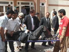 Suicide Bomber Kills At Least 63 At Pakistan Hospital