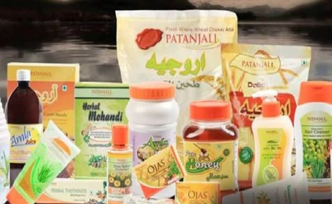 Patanjali Eyes 20% Share In Country's Processed Food Market