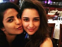 Far From Home, Priyanka and Parineeti Catch Up Over Lunch in New York