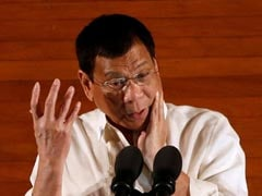 Philippines Tells World Not To Interfere In Duterte Drugs War