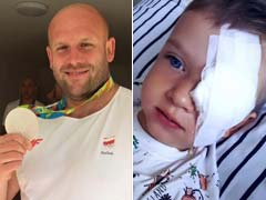 Polish Olympian Sells Medal To Save 3-Year-Old Battling Cancer