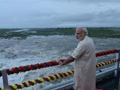 Media Persons Were In Danger At Dam, PM Modi Saved Them, Says BJP Leader
