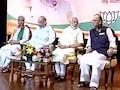 राष्ट्रवाद हमें सत्ता में लाया है, इस पर कायम रहें : पीएम मोदी ने बीजेपी से कहा