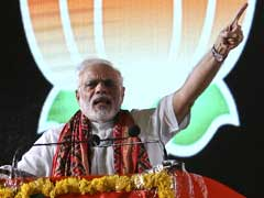 'Attack Me, Shoot Me, Not Dalits': PM Modi's Message In Hyderabad