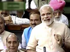After Lok Sabha Clears GST, PM Modi Walks Up To Opposition To Thank Them For Support