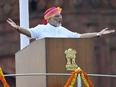 PM Narendra Modi Announces Hike In Freedom Fighters' Pensions In Independence Day Speech